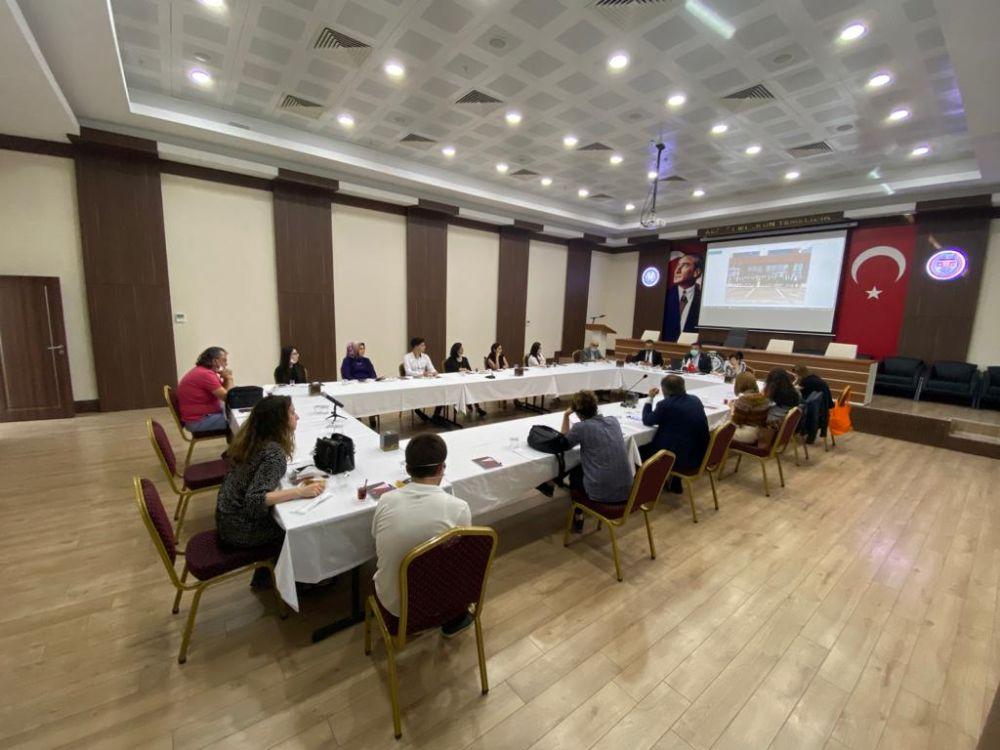 Bilgilendirme ve Değerlendirme Toplantısı