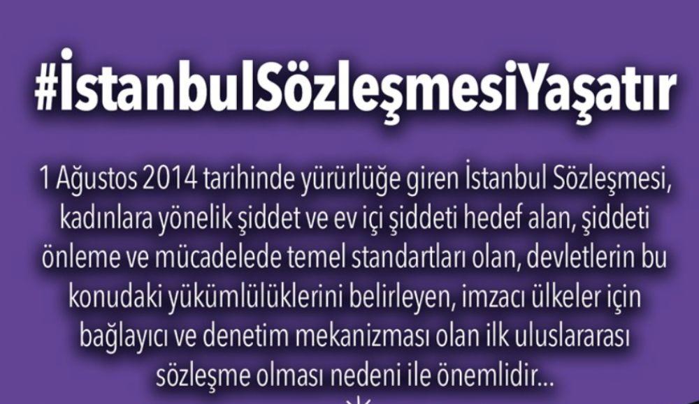 İstanbul Sözleşmesi'nin 6. Yılı