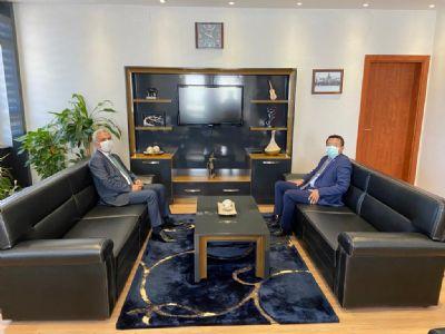 Kastamonu Valisi Sn. Avni Çakır'dan Baromuza Ziyaret